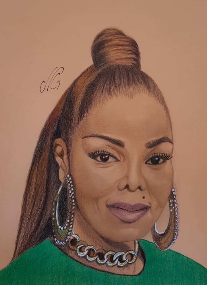 Janet Jackson by Nicky08